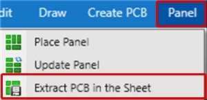 PCB Layout CAD - Panelization